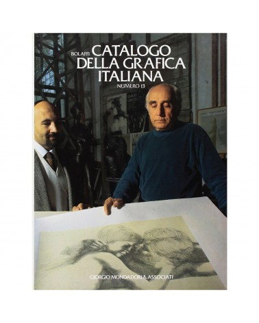 Catalogo Bolaffi della Grafica Italiana