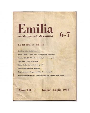 1955: Emilia. Rivista mensile di cultura