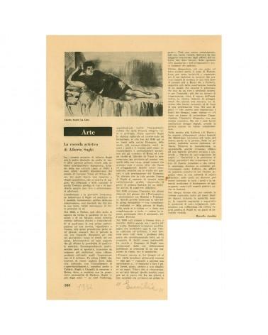 1954: La vicenda artistica di Alberto Sughi